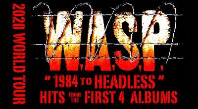 W.A.S.P. 2020-11-06