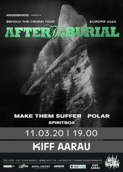 After The Burial 2020-03-11