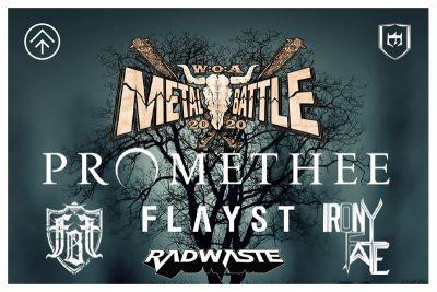 W:A:O Metal Battle Bern 2022-02-05