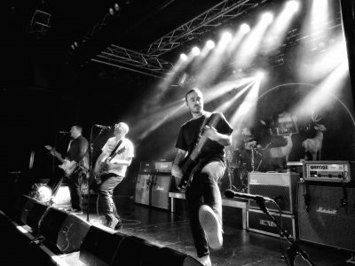 Menzingers - Punkrock und Melancholie