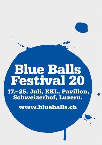 Blue Balls Festival ** ABGESAGT ** @ Diverse Orte