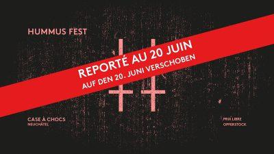 Hummus Fest 2020-06-20