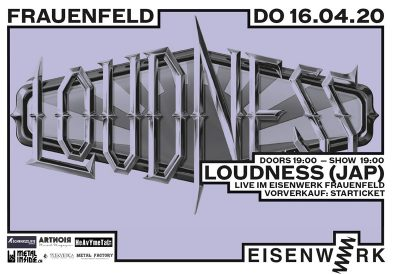 Loudness 2020-04-16