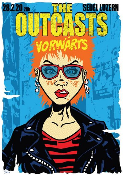 The Outcasts 2020-02-28
