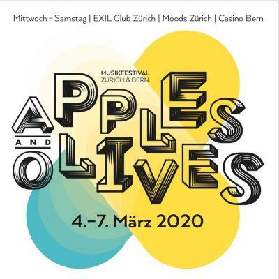 Apples & Olives 2020-03-04
