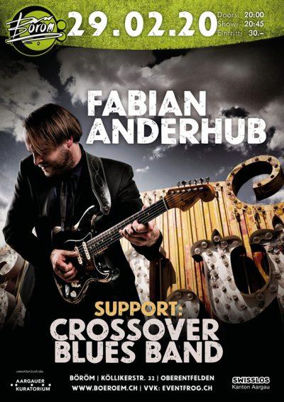 Fabian Anderhub @ Böröm
