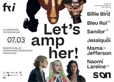Let's Amp Her 2020-03-07