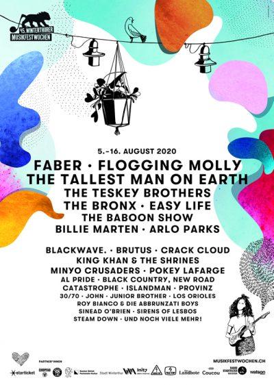 Winterthurer Musikfestwochen ** ABGESAGT ** @ Diverse Orte