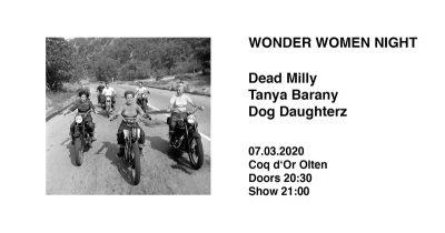 Wonder Women Night 2020-03-07