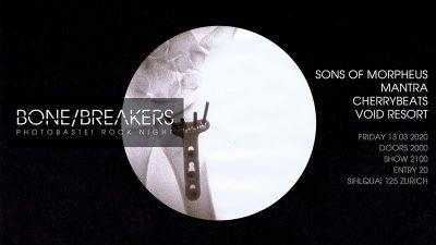 Bone/Breakers 2020-03-13