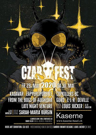 Czar Fest ** ABGESAGT ** @ Kaserne