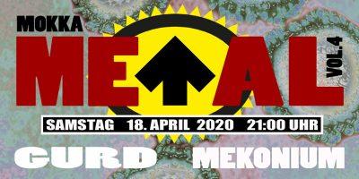 Mokka Metal 2020-04-18