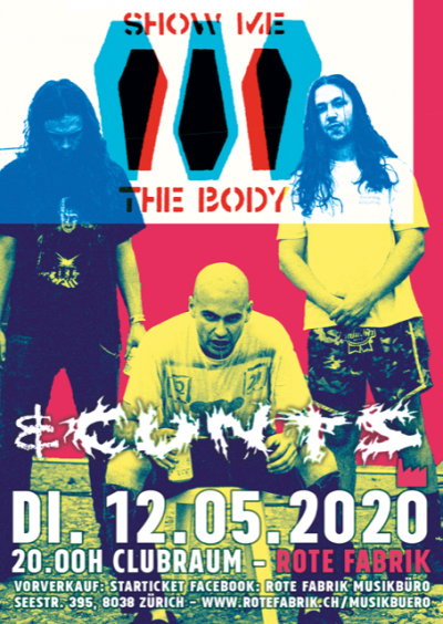 Show Me The Body 2020-05-12