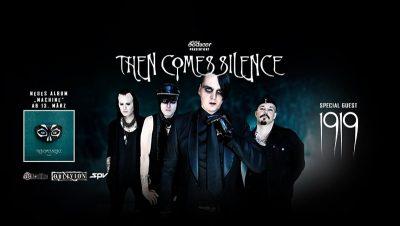 Then Comes Silence ** VERSCHOBEN – neuer Termin 22.04.2021 ** @ Mokka