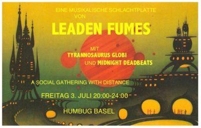 Leaden Fumes @ Humbug