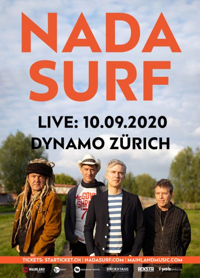 Nada Surf 2020-09-10