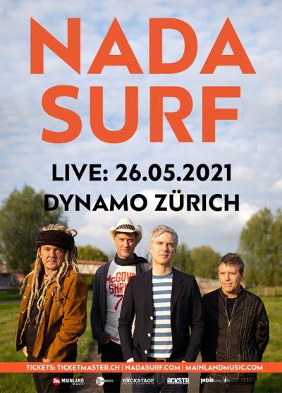 Nada Surf 2021-05-26