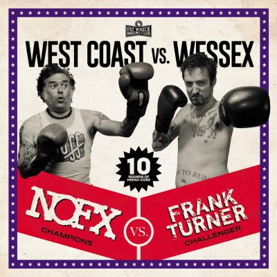 NOFX / Frank Turner - West Coast VS Wessex