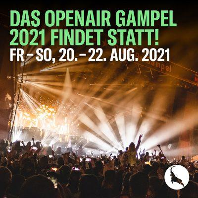 Open Air Gampel @ Festivalgelände