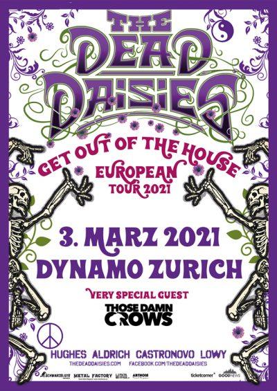 The Dead Daisies 2021-03-03