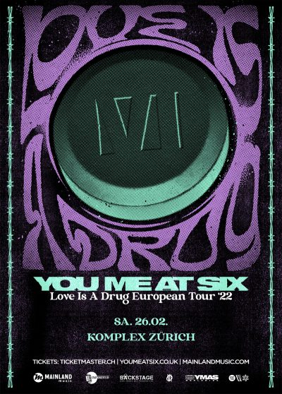 You Me At Six 2022-02-26