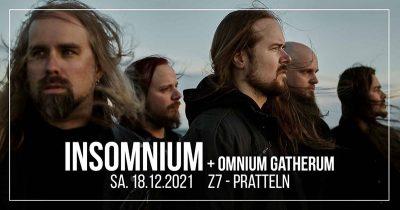 Insomnium 2021-12-18