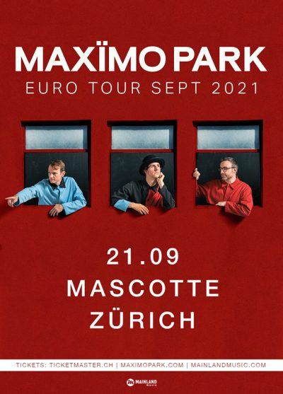 Maxïmo Park 2021-09-21