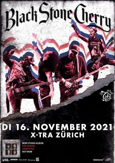 Black Stone Cherry 2021-11-16
