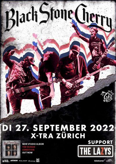 Black Stone Cherry 2022-09-27