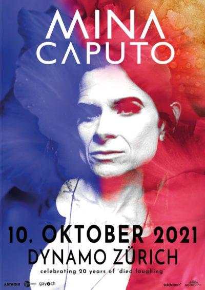 Mina Caputo 2021-10-10