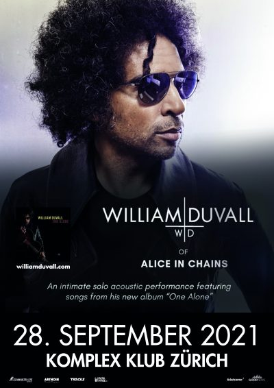 William DuVall 2021-09-28