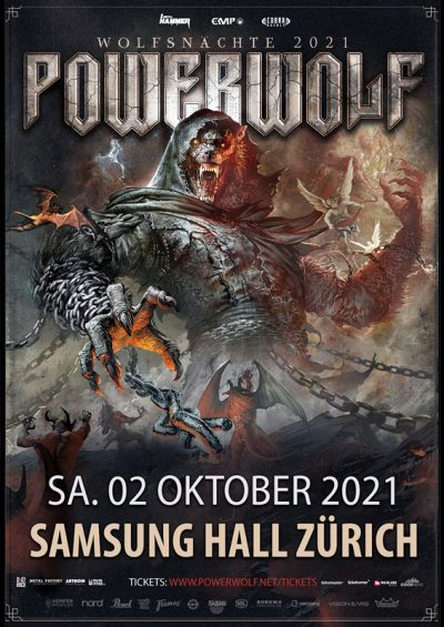 Powerwolf 2021-10-02