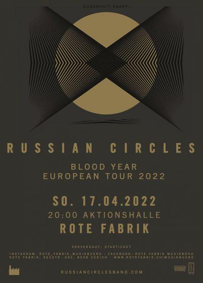 Russian Circles 2022-04-17
