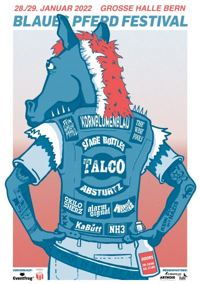 Blaues Pferd Festival 2022