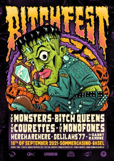 Bitch Fest @ Sommercasino