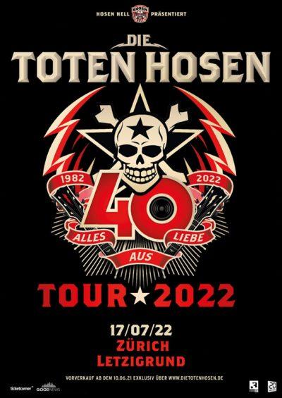 Die Toten Hosen 2022-07-17