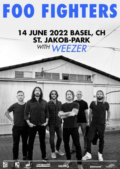 Foo Fighters 2022-06-14