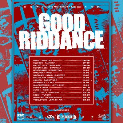 Good Riddance 2022-06-21