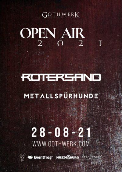 Gothwerk Open Air 2021-08-28