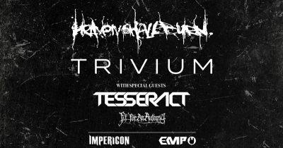 Heaven Shall Burn & Trivium 2021-11-20