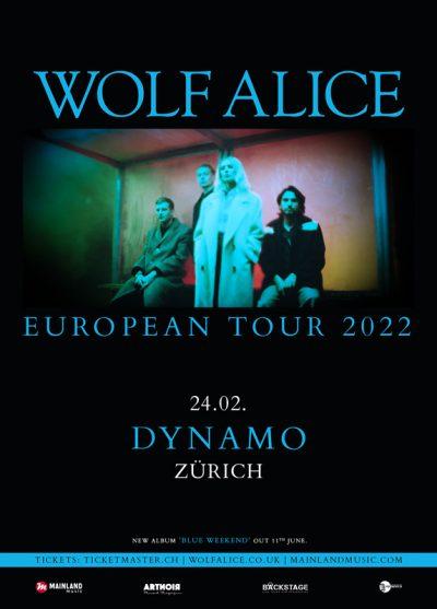 Wolf Alice 2022-02-24
