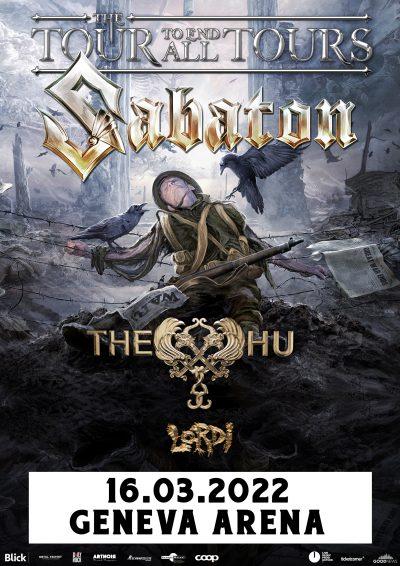 Sabaton 2022-03-16