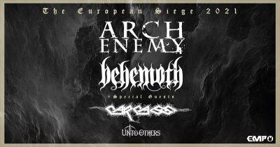 Arch Enemy & Behemoth 2021-10-26