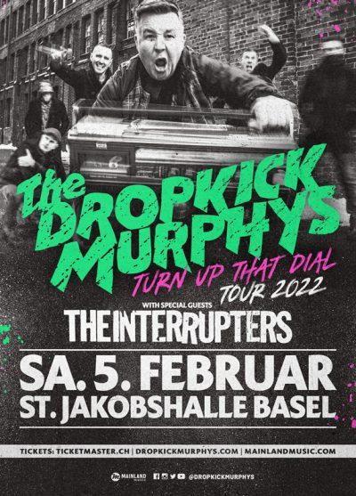 Dropkick Murphys 2022-02-05