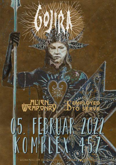 Gojira 2022-02-05