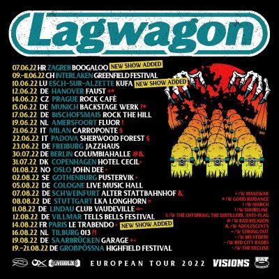 Lagwagon 2022-08-11