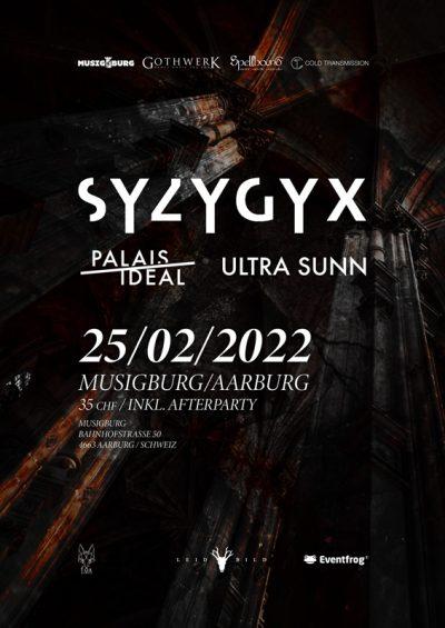S Y Z Y G Y X 2022-02-25