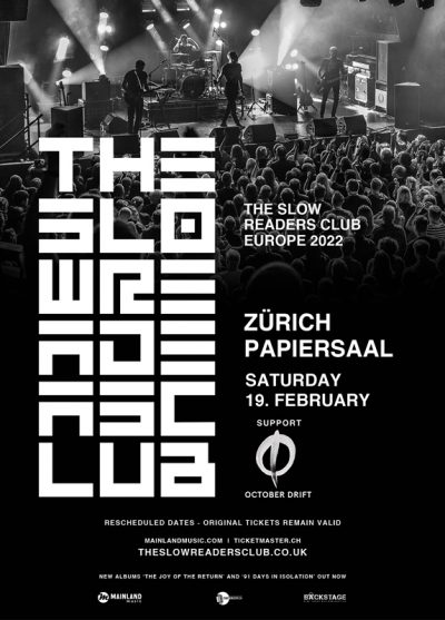The Slow Readers Club 2022-02-19