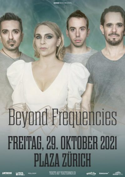 Beyond Frequencies @ Plaza
