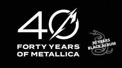 40 Years of Metallica | 30 Years Black Album 2021-09-11